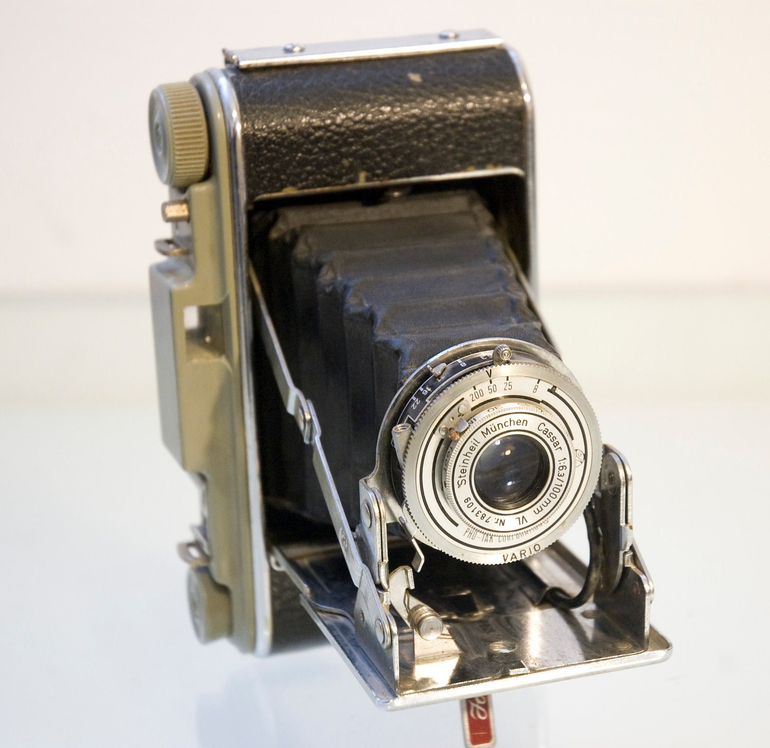 Vintage Camera Foldex 120 Film Camera Medium Format