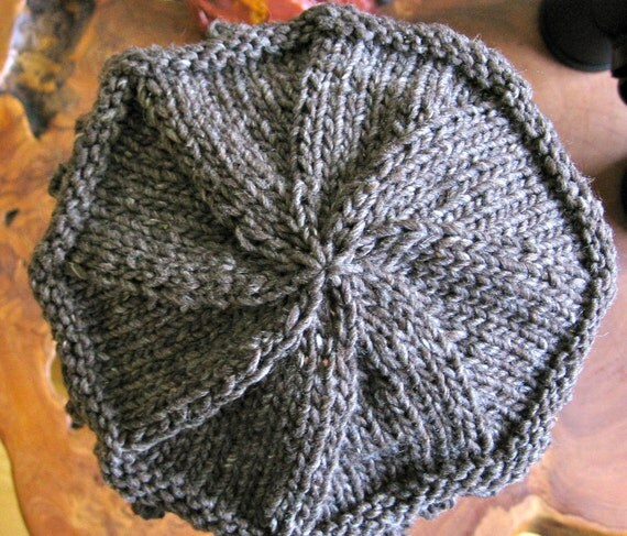 Knotted Pill Box Hat Pattern