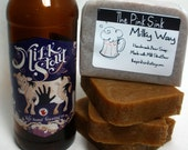 Milky Way Beer Soap