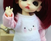 A065 - T-shirt for pukipuki / felix brownie doll