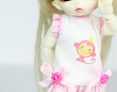A052 - Felix brownie / pukipuki dress