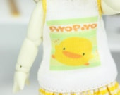 B055 - Felix brownie / Pukipuki  Outfits (Dress and hat )