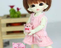 A066 - Felix brownie / pukipuki outfits