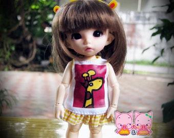 Lati Yellow / Pukifee outfits