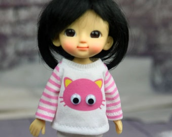 B046 - Lati Yellow / pukifee / Mui chan T-shirt