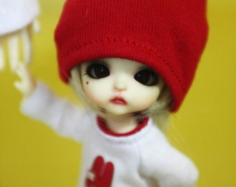 B048 - lati white sp outfits (Dress ,hat and socks)