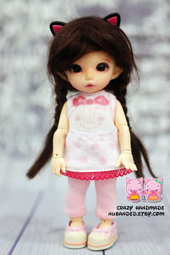 B029 - Lati Yellow Outfits (Top and pants)