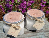 All Natural Rosewood and Lavender Bath Salts
