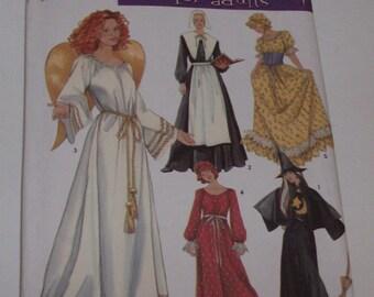 Simplicity 5375 Size P to L Misses' Costume Pattern UNCUT