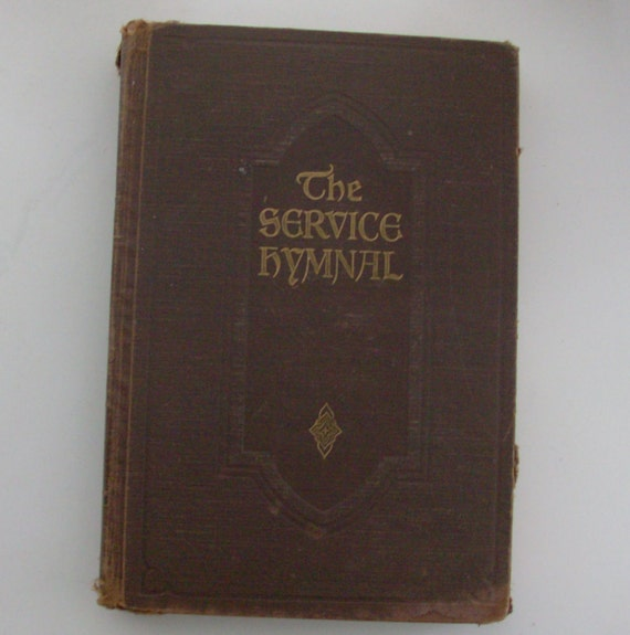 1935 The Service Hymnal