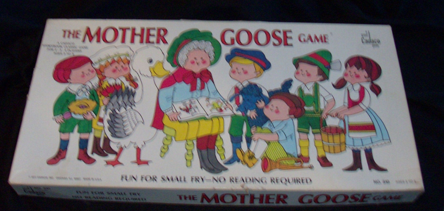 Y Goose Game SALE Mother Goo...