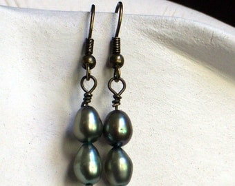 Ogni Giorno EARRINGS, freshwater pearls
