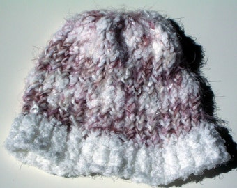 Little Girls Floppy Brim Hat
