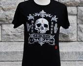 Loyal Pain Mens Skull T-Shirt