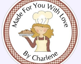 From The Kitchen Custom Labels, Stickers, Personalized for YOU