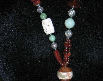dragon bead necklace