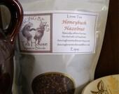 4 oz Honeybush Hazelnut Loose Leaf Tea Dancing Bears Tea House Naturally Caffeine Free