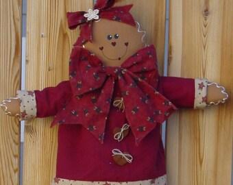 PATTERN . . . . . . . . . . . . . . . . . . . . Gingerbread Slinky 124E