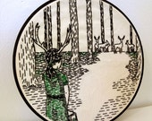 Coming Home PDF file embroidery pattern