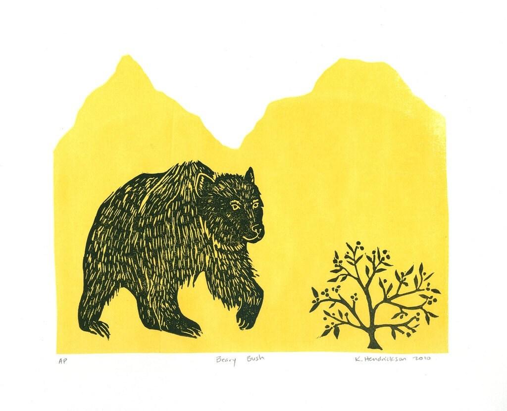 Beary Bush