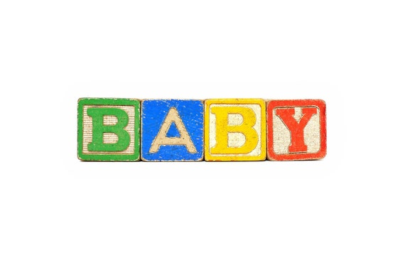 Prenatal Maternity Photo Prop Photographer Studio Props Baby Pictures Decorations Maternity Photograph Letter Blocks for Pregnant Belly