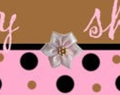Mixed Media Pretty in Pink Banner and Avatar Set