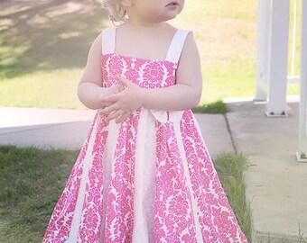 Custom Boutique Twirl Dress 2-6X