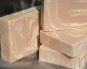 Arancia - Shea Butter and Goat Milk Cold Processed Soap - Sweet Orange, Pink Grapefruit, and Patchouli Essential Oils