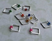 Hip To Be Square Stitch Markers