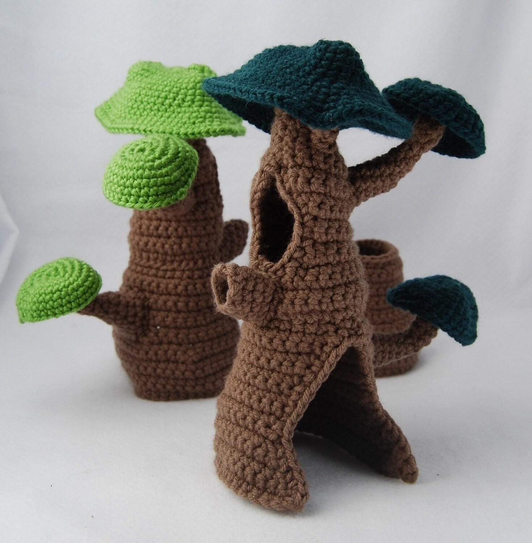 Amigurumi Neko Atsume Pattern : PDF Crochet Pattern Fairy Hideaway