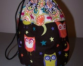 The Owl and The Pussycat Project Bag
