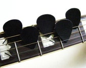 Guitar Picks Vinyl Record HEAVY Made from Upcycled LP's