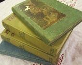 Vintage Books Boy Scout Theme