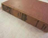 Vintage Book 1945 Blakiston Edition of Rebecca by Daphne du Maurier