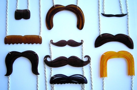 CLeaRaNCe - Choose Your Stache - Instant Disguise Kit of Awesomeness