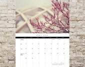 last one, 2012 wall calendar / premium size / original fine art photography / spiral-bound  / in stock, ready to ship