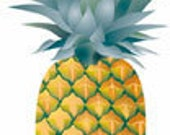 4 oz JUICY PINEAPPLE Candle Soap Fragrance Oil Premium Grade