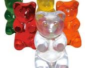4 oz GUMMY BEARS Candle Soap Fragrance Oil Premium Grade Gel Safe