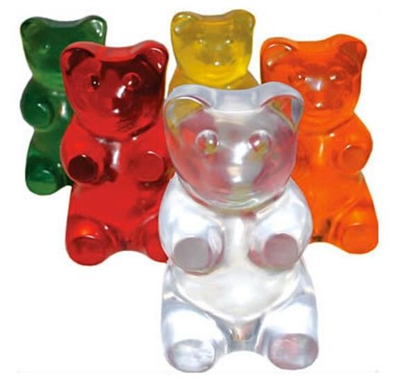 1 oz GUMMY BEARS Candle Soap Fragrance Oil Premium Grade Gel Safe
