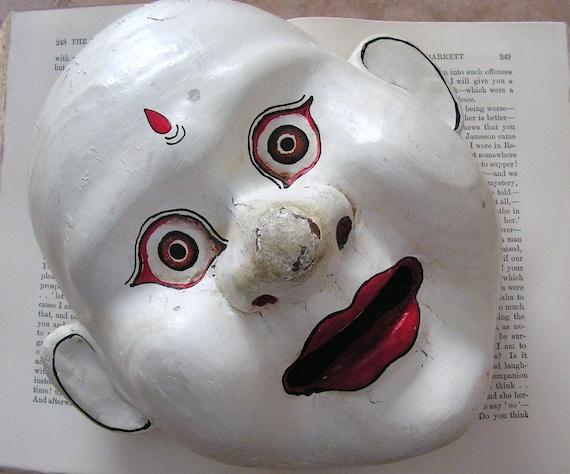 Buy paper mache masks -