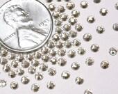 3mm Swarovski Crystal Components Rhinestones - Crystal (SS9) - 50 pc set