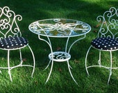 Childrens Kids Table and Chairs Set Tea Party