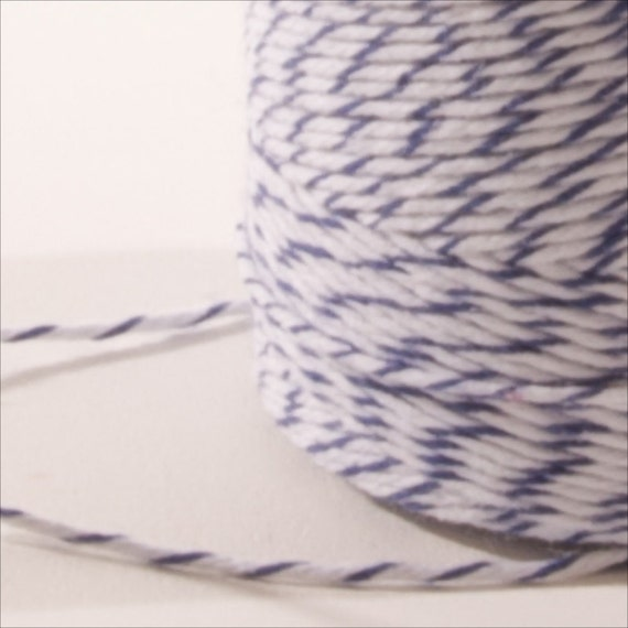 Divine Twine Bakers Twine - 20 yards - Navy Blueberry