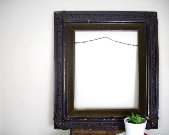 Antique Frame - - - reserved Rachellee - - -