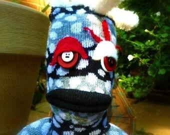 Pixel - Sock Monster