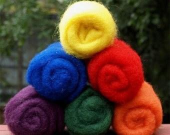 Dream Felt Premium Wool Batting PRIMARY Collections