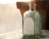Evergreen bath salts