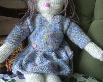 Crochet Polly Doll