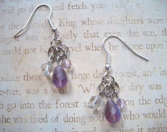 The Carnival at the Edge of Dawn Earrings