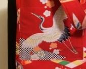 Oshare Bag - Cranes